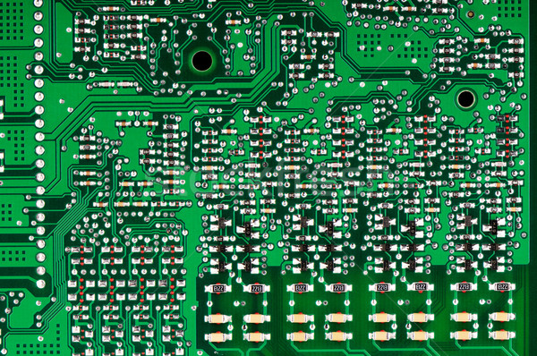 Circuit board background Stock photo © vtls