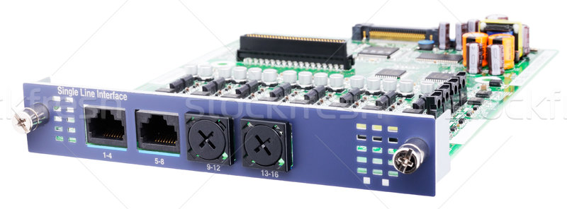Phone switch circuit board Stock photo © vtls