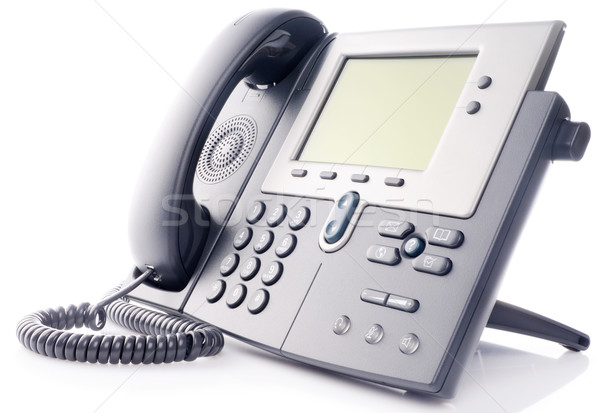 Office IP telephone Stock photo © vtls