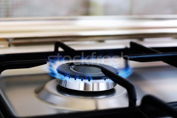 Gas burner Stock photo © vtls
