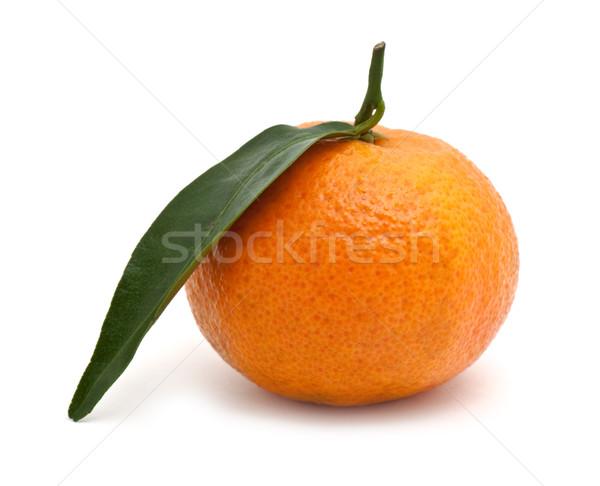 Mandarin Stock photo © vtorous