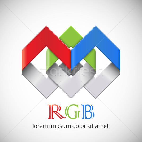 Basic RGB Stock photo © vtorous