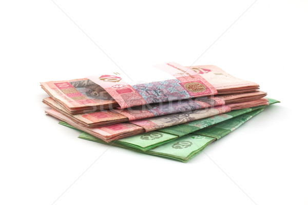 Stock photo: Ukrainian money
