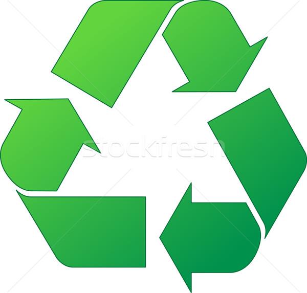 Recycle  Stock photo © vtorous