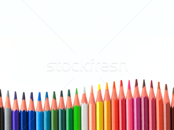 Color pencils Stock photo © vtorous