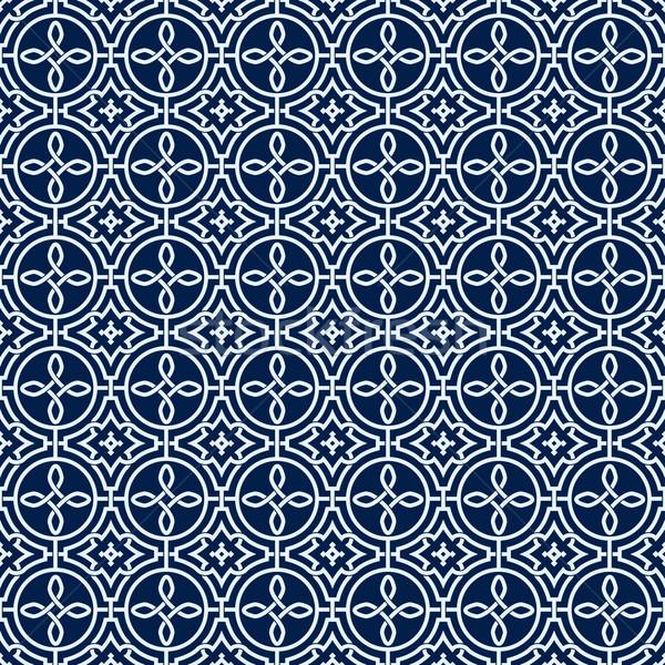 Arabic patter Stock photo © vtorous