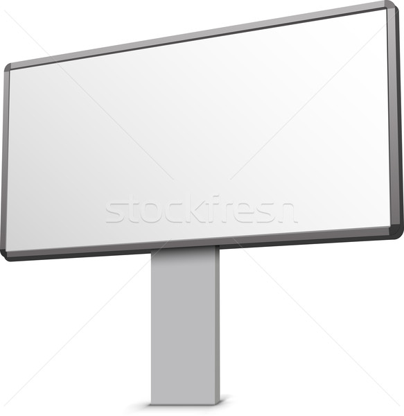 Billboard Stock photo © vtorous