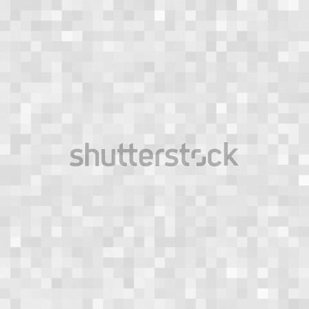 Szürke mozaik kreatív terv sablonok papír Stock fotó © vtorous