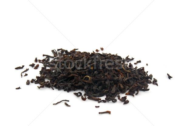 Asciugare tè alimentare sfondo bere Foto d'archivio © vtorous