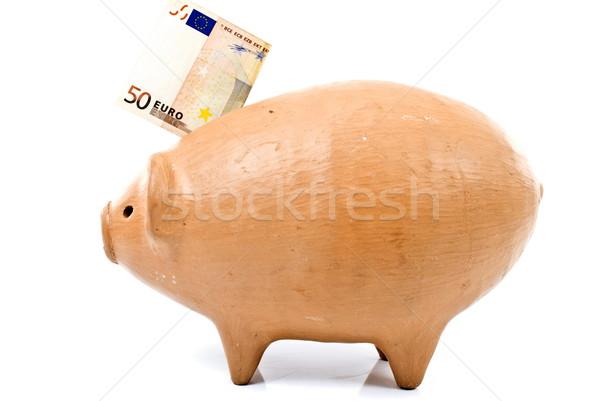 Pig Coin Bank Stock photo © vtupinamba