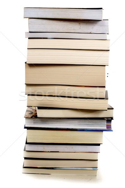 Libros papel libro hojas Foto stock © vtupinamba
