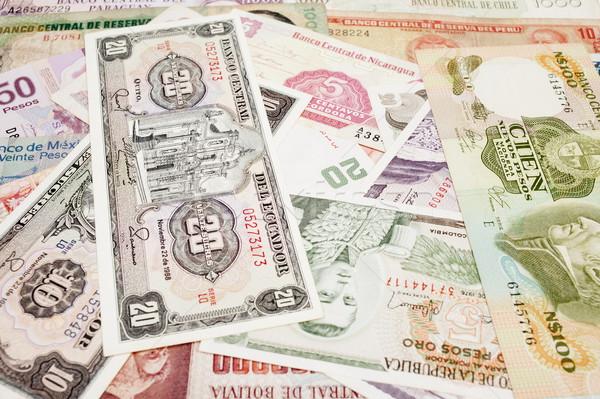 America Money Stock photo © vtupinamba