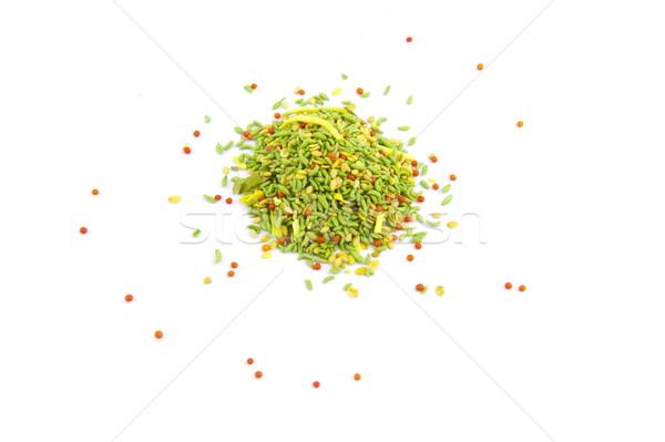 India especias sésamo hinojo cilantro Foto stock © vtupinamba