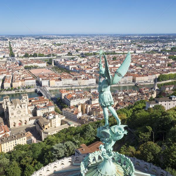 Сток-фото: Лион · Top · мнение · Франция · Европа