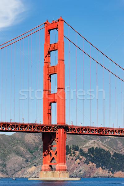 Golden Gate Bridge, San Francisco Stock photo © vwalakte