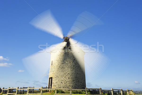 windmill Stock photo © vwalakte