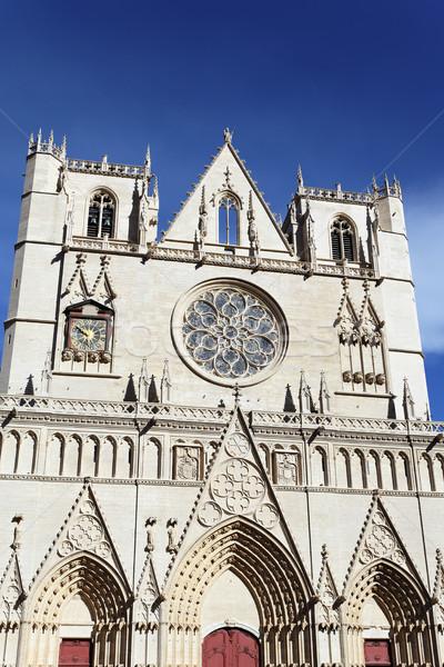 Saint Jean cathedral Stock photo © vwalakte