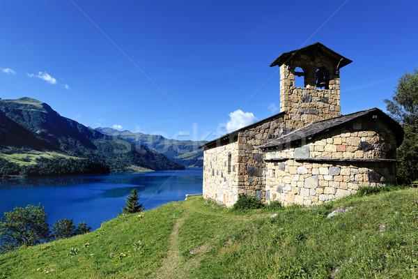 little chapel Stock photo © vwalakte