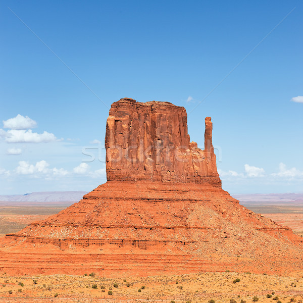 Monument Valley square Stock photo © vwalakte