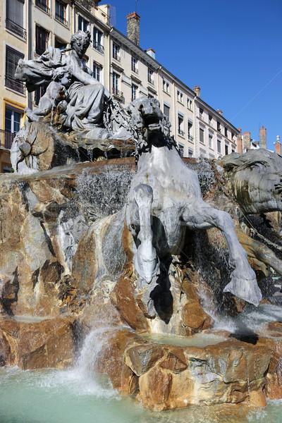 The Bartholdi Fountain Stock photo © vwalakte