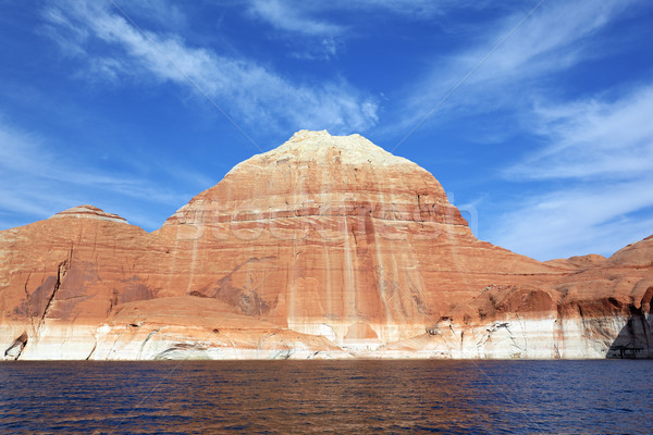 red cliffs Stock photo © vwalakte
