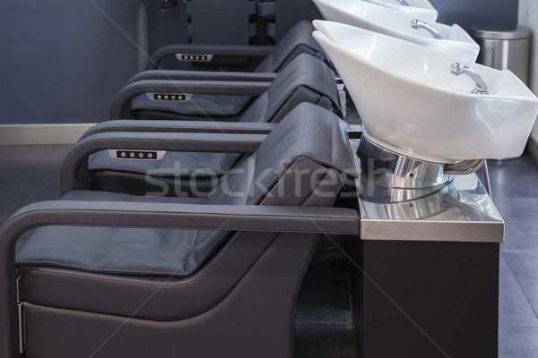 Luxus szépségszalon belső kilátás egészség szépség Stock fotó © vwalakte