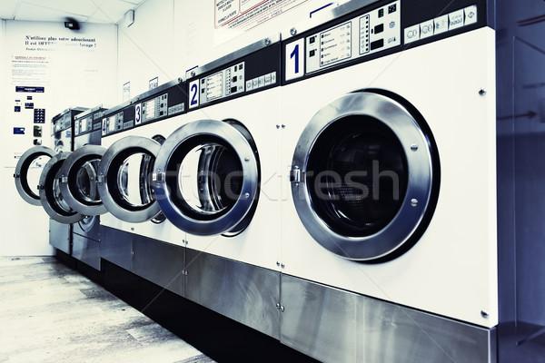 washing machines Stock photo © vwalakte