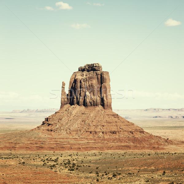 Zdjęcia stock: Dolinie · parku · Arizona · niebo · charakter · krajobraz