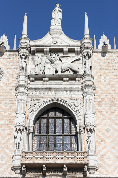 The Patriarchal Cathedral Basilica of Saint Mark Stock photo © vwalakte