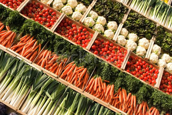 vegetables spirit Stock photo © vwalakte