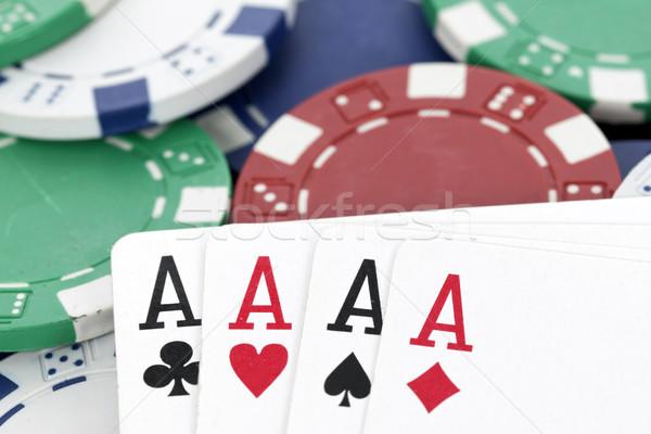 poker Stock photo © vwalakte