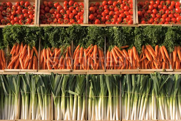 vegetables Stock photo © vwalakte