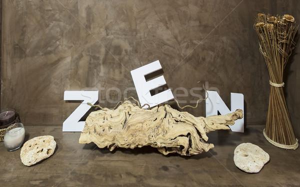 Zen Stock photo © vwalakte