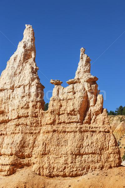 Bryce Canyon rocks Stock photo © vwalakte