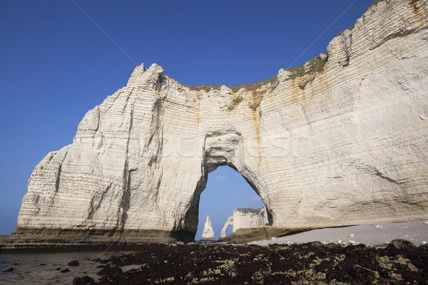 Noto gesso costa mare porta Foto d'archivio © vwalakte