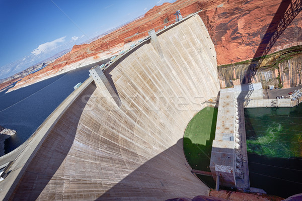 the Glen Dam in Page Stock photo © vwalakte