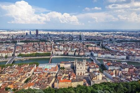 Lyon, France, Europe. Stock photo © vwalakte