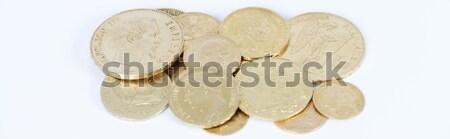 panoramic gold Stock photo © vwalakte