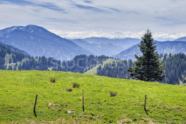 Breitenstein Bavaria Alps Stock photo © w20er