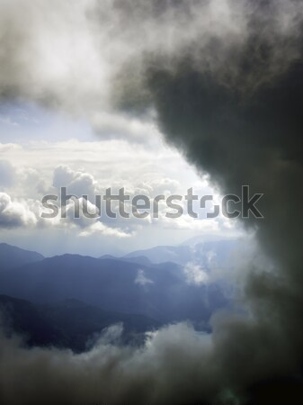 Storm clouds Stock photo © w20er