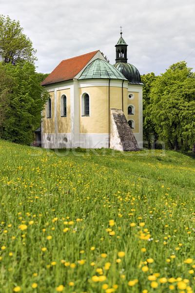 Chapel near Weltenburg Stock photo © w20er