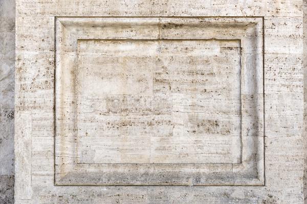 Stone frame Stock photo © w20er