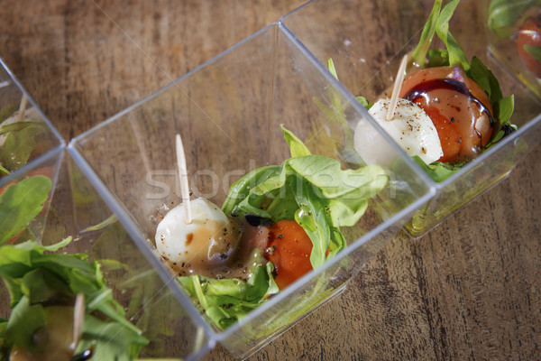 Italian appetizer Stock photo © w20er