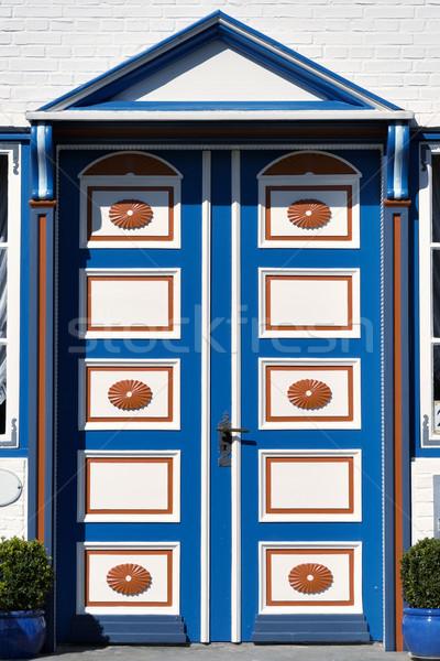 Belo porta imagem norte Alemanha Foto stock © w20er