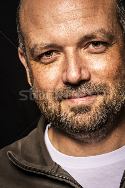Portrait of man Stock photo © w20er