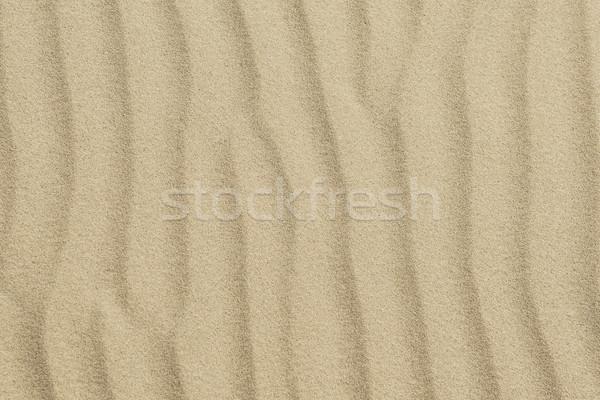 Sand wave texture Stock photo © w20er