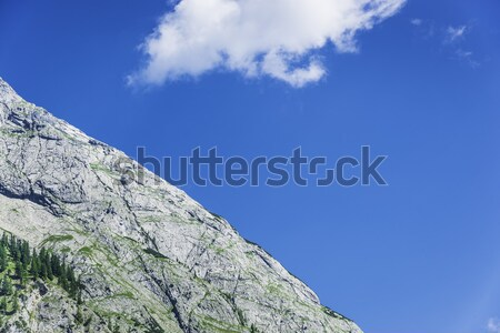 Detail of rocky mountain Stock photo © w20er