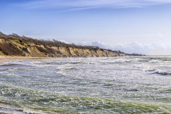 Coast at Ahrenshoop Stock photo © w20er