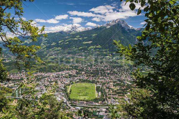 Marano South Tirol Stock photo © w20er