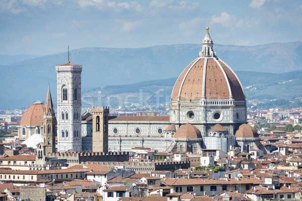 Santa Maria del Fiore Florence Stock photo © w20er